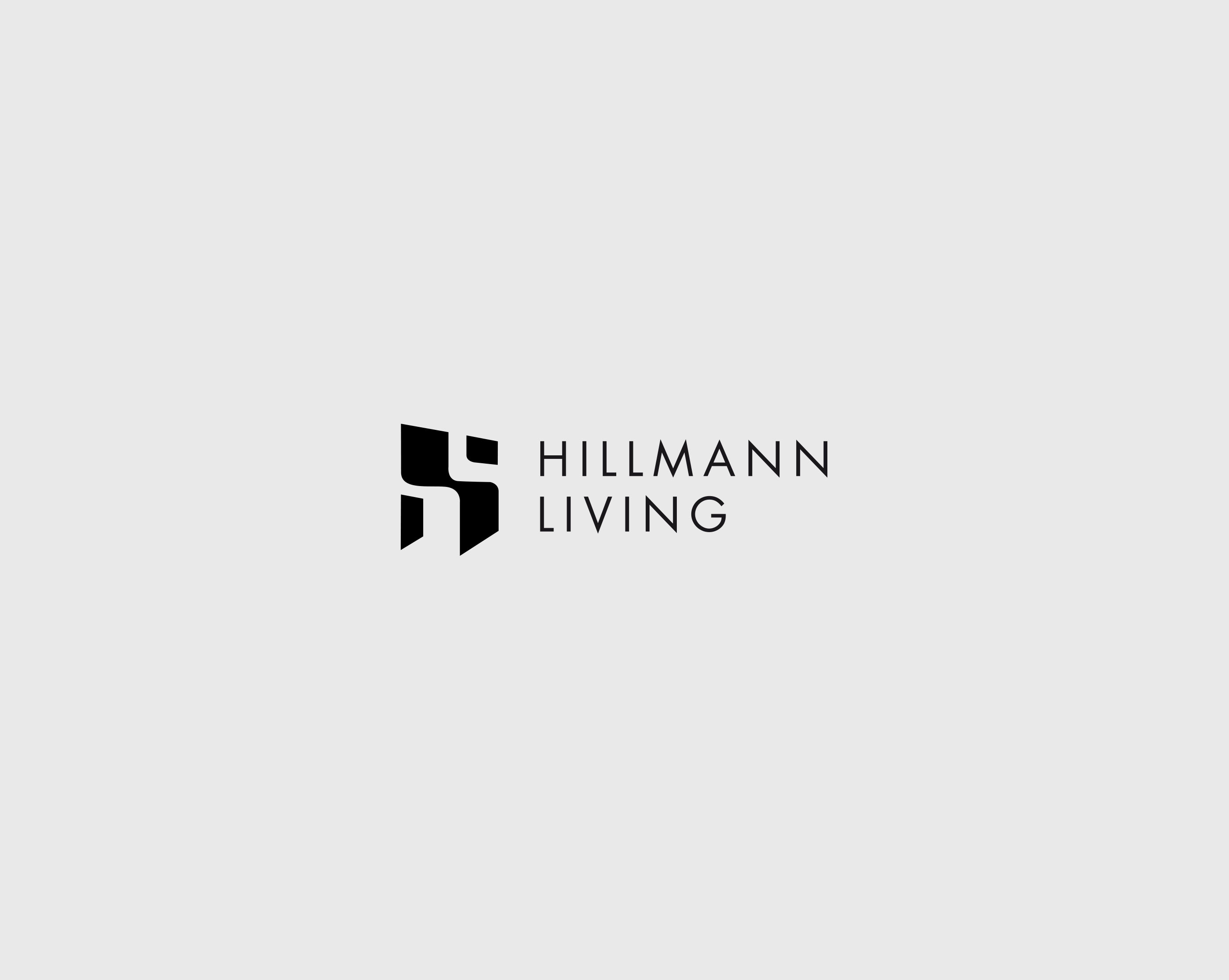 Hillmann Living Corporate Design