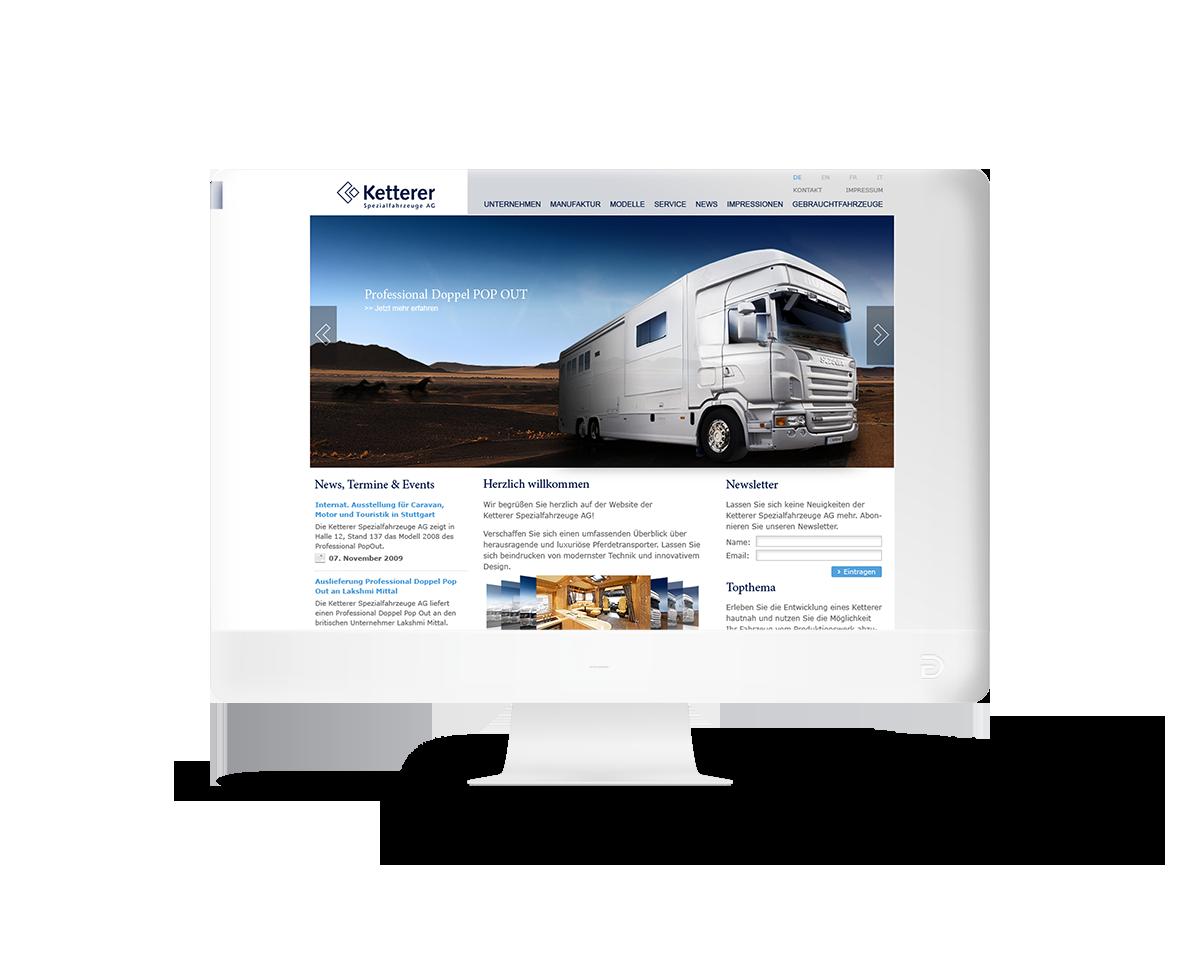 Ketterer Trucks