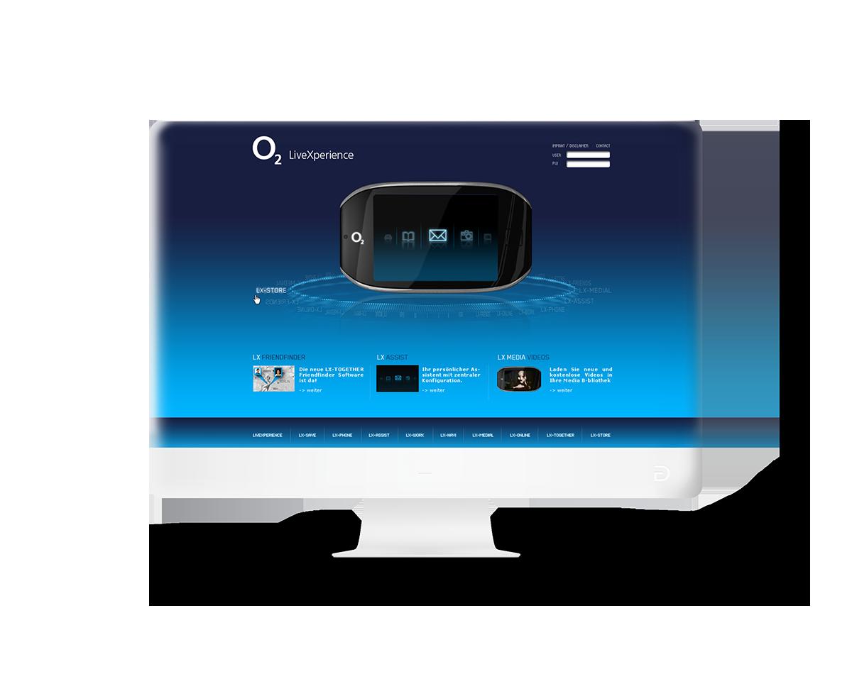 o2 Telefonica – LiveXperience